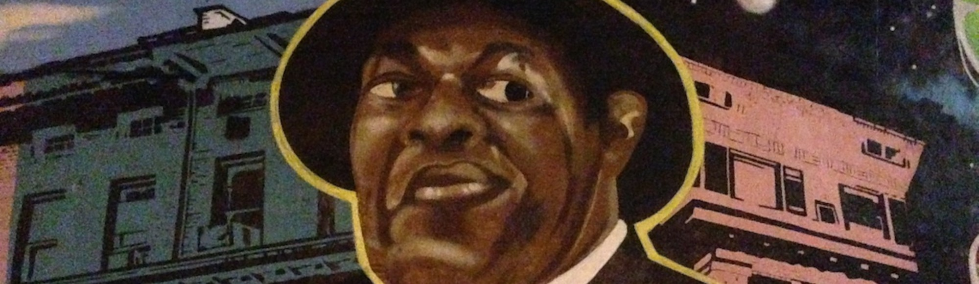 A new Marion Barry mural on