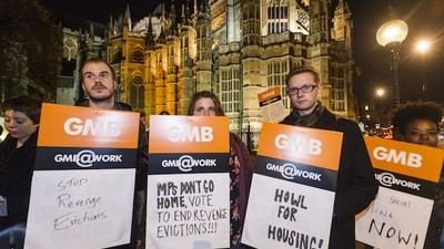 'Revenge Evictions' in London Are Still Ruining Renters' Lives