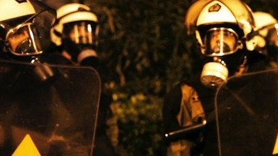 The Cops Cracked Down on Greece's Young Anarchists