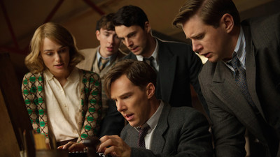 Intelligent Design: Inside 'The Imitation Game'