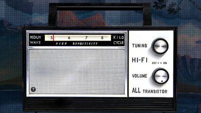 Magic Transistor Is the Best and Weirdest Thing to Ever Happen to Internet Radio