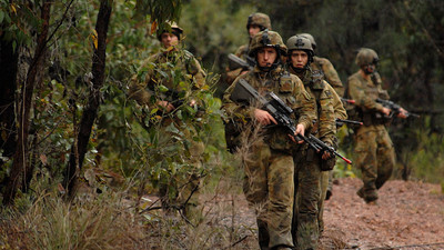 The Defence Pay Cuts: What Soldiers Are Worth