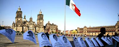 One of Missing 43 Students in Mexico Is Identified Among Incinerated Remains