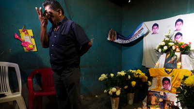 A Body is Identified: Mexico's Disappeared Students – Dispatch One