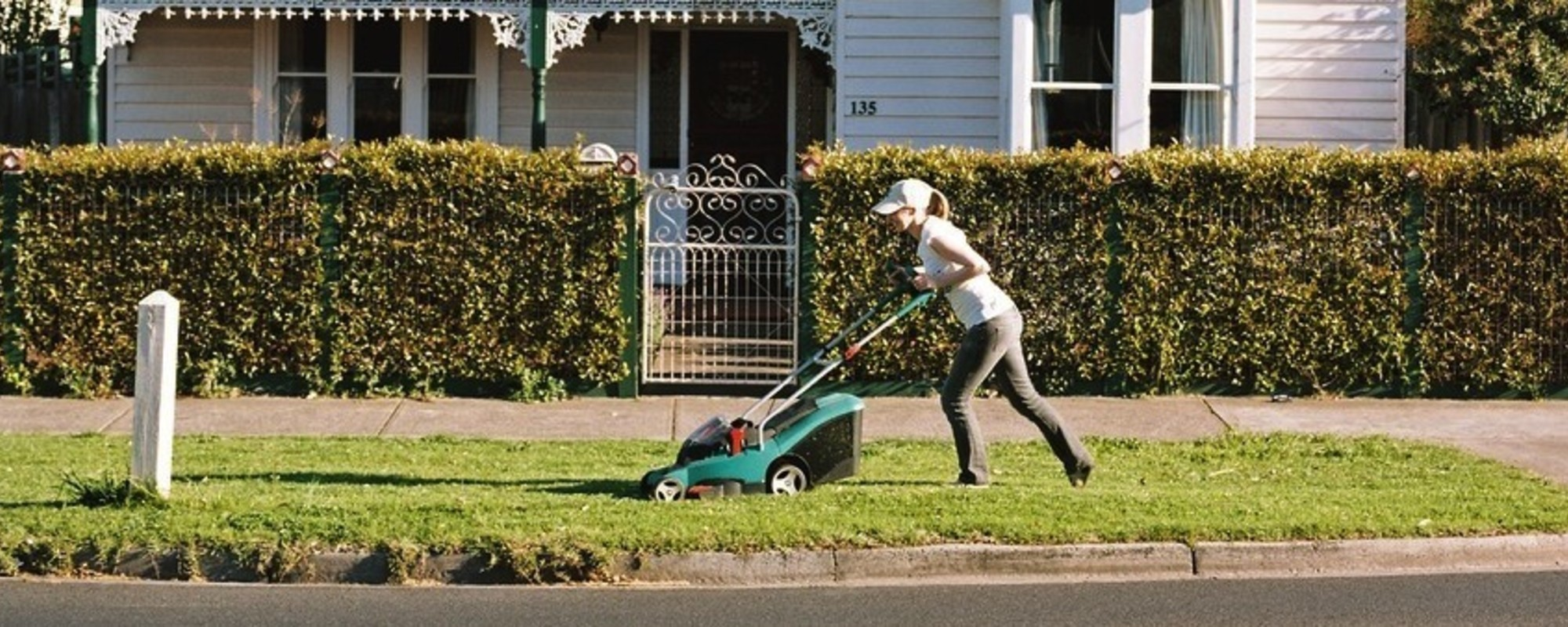 Mowing the Dream