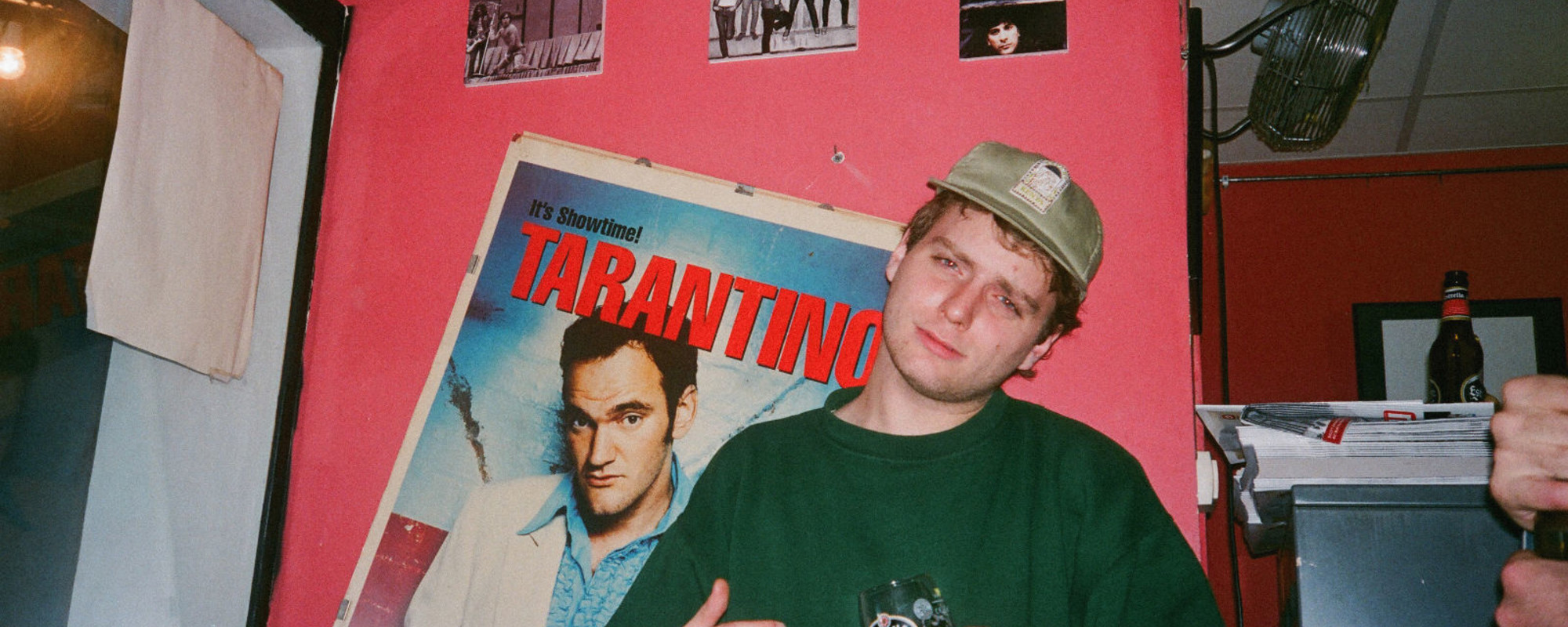 Estuvimos en un bar con Mac DeMarco