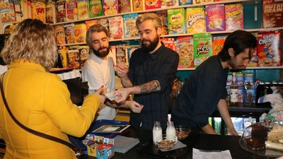 Who Is Actually Eating Cereal at London's Cereal Café?