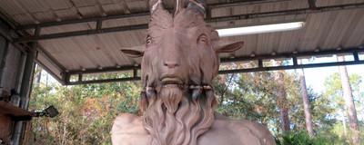 Ya está en marcha la estatua satánica que se erigirá en la sede del gobierno de Oklahoma