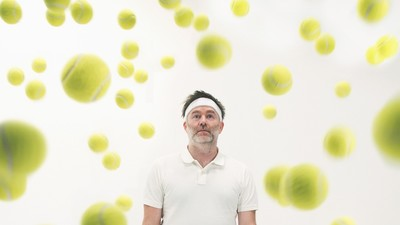 James Murphy Made a New Song with Tennis Data