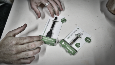 France's First Cannabis E-Cigarette Is Completely Legal
