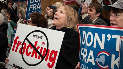 Environmentalists Are Gearing Up for the Next Phase of New York's Fracking Wars