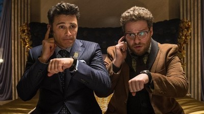 "Hackerii au speriat cinematografele, ca să nu ruleze ""The Interview"""