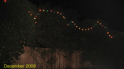 My Unhealthy Obsession with Bob Dylan's Christmas Lights