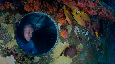 An Interview with a Guy Who Lived Underwater for 31 Days for Science