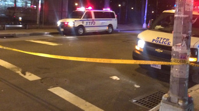 Two Cops Were Shot to Death in Brooklyn Today