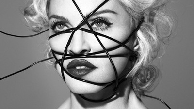 Madonna Sings About Sniffing Glue on Her Great New Album 'Rebel Heart'