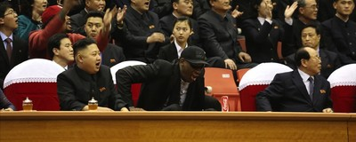 A Look Back at the Time We Went to North Korea to Play Basketball