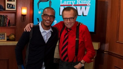 Looking Back on Larry King's Amazing Year of Interviews with Musicians