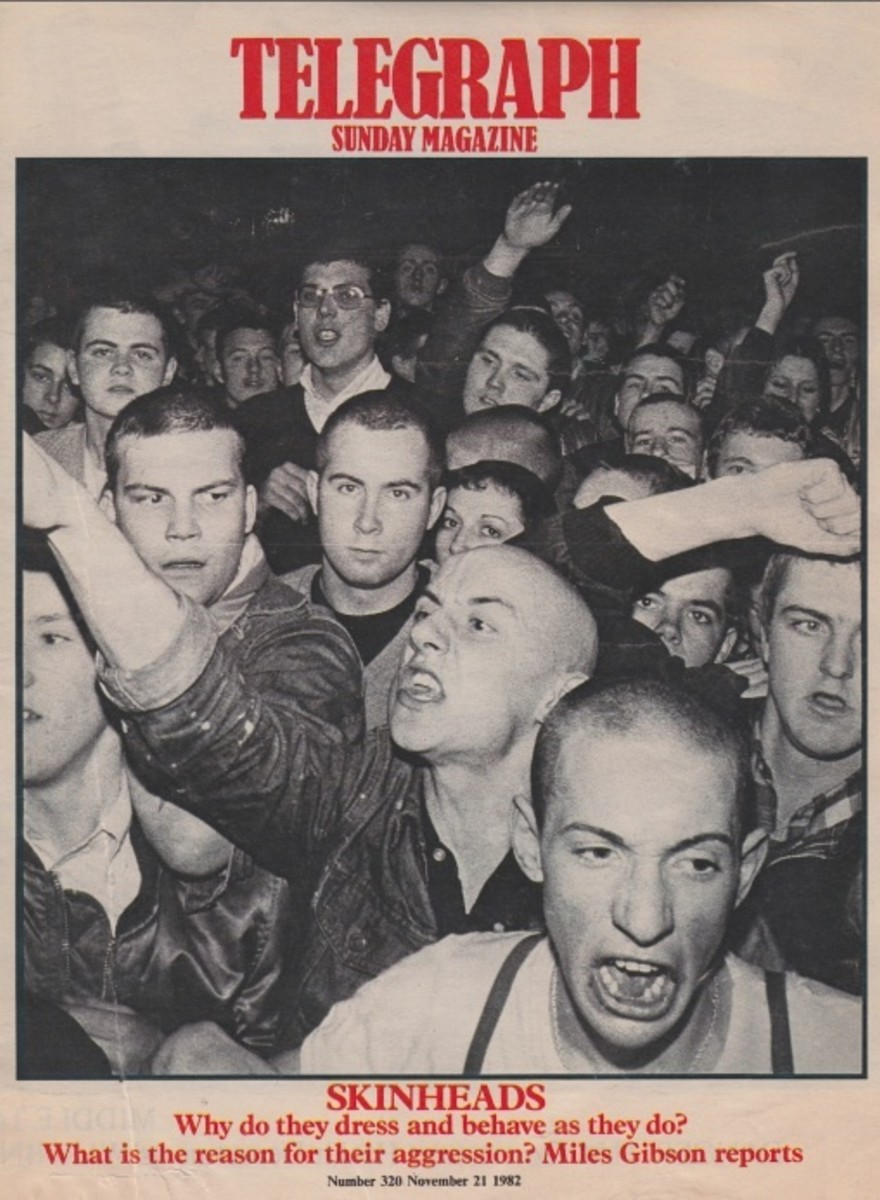 Behold: the World's Biggest Archive of Skinhead Ephemera