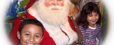 The Hidden Language of Mall Santas