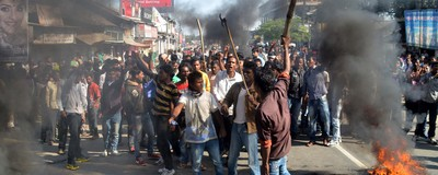 Separatist Movements and Sectarian Tensions Turned Violent in India This Week