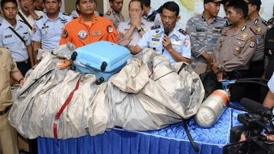 Bodies and Debris from Missing AirAsia Flight Found by Indonesian Search and Rescue