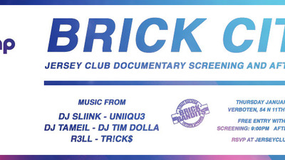 Come Party in Brooklyn at THUMP's Jersey Club Documentary Screening and Afterparty