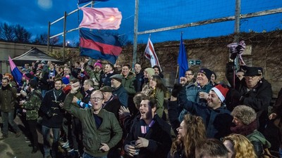 London's Left-Wing Utopian Non-League Soccer Superfans Are Reclaiming the Sport