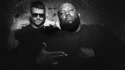 Run The Jewels Made The Most Punk Album Of 2014