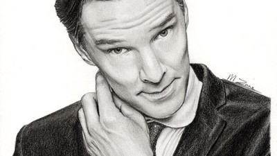 These Internet Superfans Can't Stop Drawing Benedict Cumberbatch