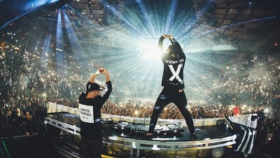 Forget Private Jets—Madison Square Garden Is the New Status Symbol for the World's Biggest DJs