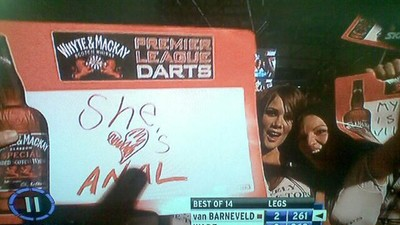 Why Darts Is the Greatest Sport in the World