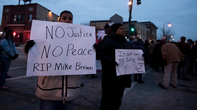 Why Can't Ferguson Grand Jurors Talk About the Darren Wilson Case?