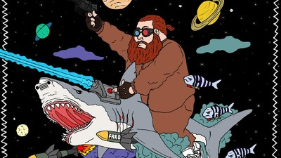 "Here's Action Bronson's New Single ""Actin Crazy"""