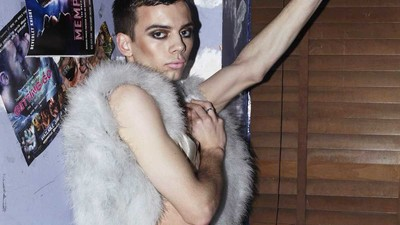 Photographing the Faces of the Best Gay Bar in London