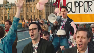 Why the Straight-Washing of 'Pride' Isn't Such a Bad Thing