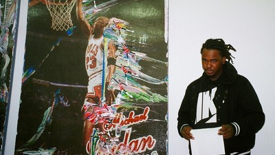 Artist Devin Troy Strother Doesn't Want to Talk About Being Black