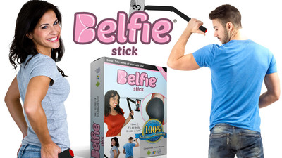 The Belfie Stick Lets People Photograph Their Butts, Because People Want to Do That
