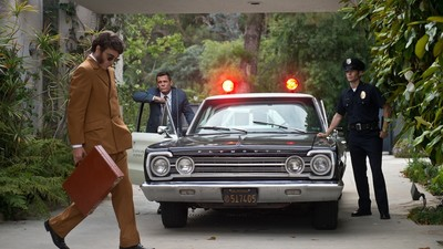Paul Thomas Anderson on 'Inherent Vice,' Kubrick, and Hangovers