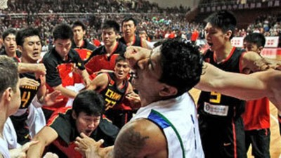 Concussions, F-Bombs, and G-Money: A Complete History of China's Infamous Basket-Brawl