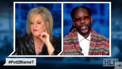 2 Chainz Made Nancy Grace Look Like an Idiot When They Debated Pot Legalization