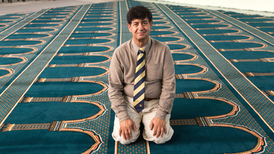 The British Muslim Who Founded a Controversial Gay-Friendly Mosque