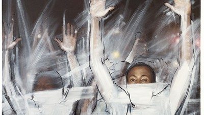Artist ​Titus Kaphar on His New Solo Show and Unarmed Black Men in America