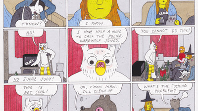 Megg, Mogg, and Owl - 'Owl Is Furious'