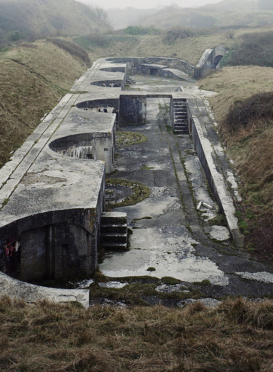 Britain's Forgotten Wartime Structures