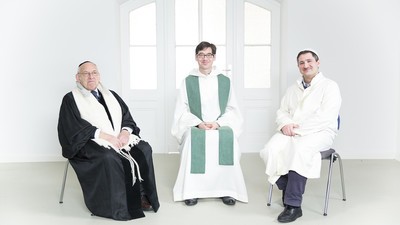A Priest, A Rabbi And An Imam Discuss Humour