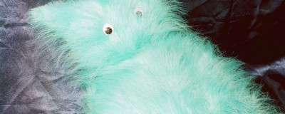Furry Things and Yoga Balls in the Snow: Maya Fuhr's Stark New Photos