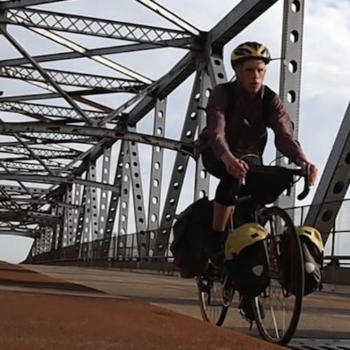 The Biking Limner - VICE