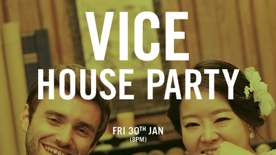 Win a £100 Bar Tab for Our Next VICE Party in London