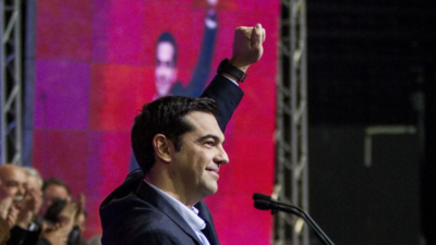 A Wave of Discontent Is Crashing the Status Quo in Greece